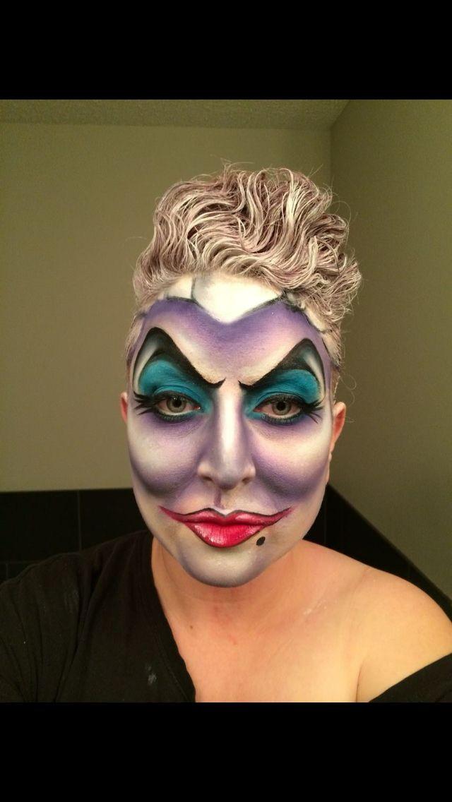 506 best costume mermaid images on pinterest carnivals costume ursula makeup ursala costumeursula costume diyhalloween solutioingenieria Image collections