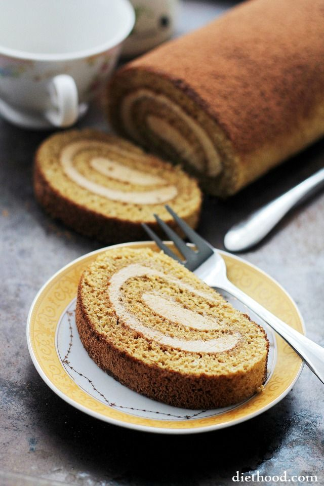 The famous dessert takes on a new form that everyone is sure to drool over. Get the recipe for Tiramisu Cake Roll.