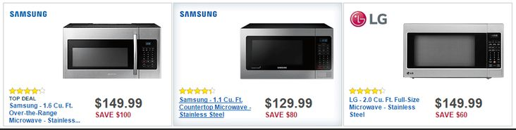 Best Microwave Deals For Black Friday 2015 - Sales & Coupons  #blackfridaymicrowaves http://gazettereview.com/2015/11/best-microwave-deals-for-black-friday-2015-sales-coupons/