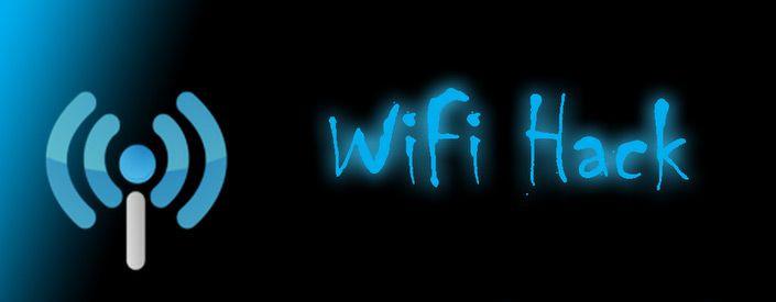 Взлом сети Wi-Fi