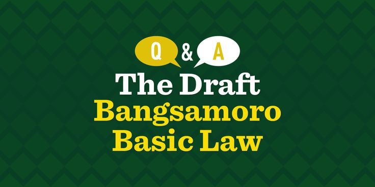 Have questions on the #Bangsamoro Basic Law? Read this Q&A and be better informed: http://www.gov.ph/2014/09/10/q-and-a-the-draft-bangsamoro-basic-law …
