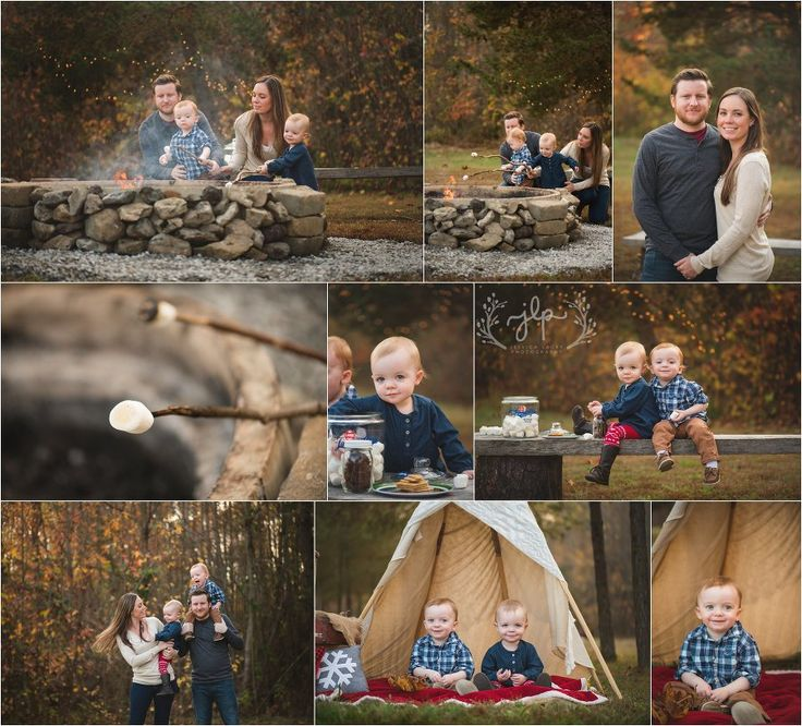 Campfire Mini Sessions | Jessica Lacey Photography