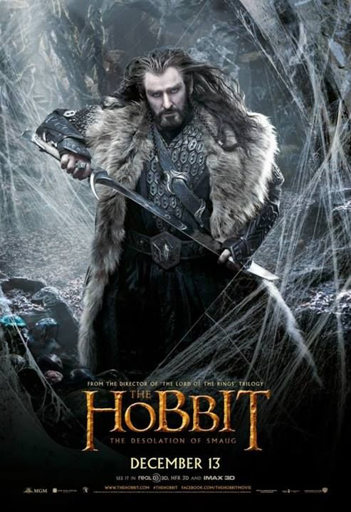 The Hobbit: The Desolation of Smaug (2013) SAW IT AND LOVED IT!!!!!!