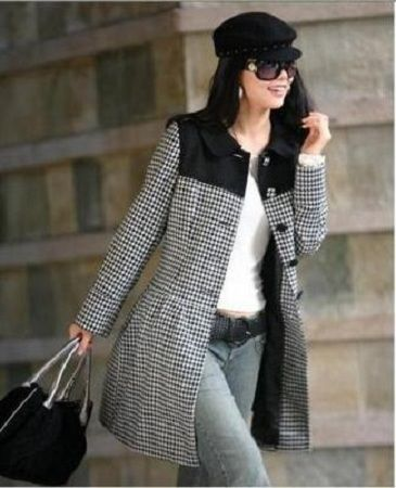 casaco listradinho feminino
