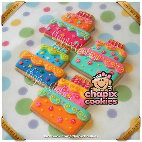 49 best cake or cupcake shaped cookies images on Pinterest
