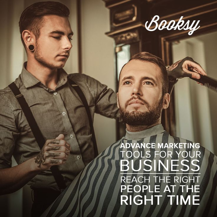 Looking for advanced and easy marketing tool? Check out Booksy BIZ and have additionally all-in-one calendar management and POS with built-in payments!