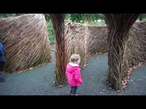 Warwick Castle Maze