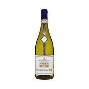 BOUCHARD AINÉ & FILS France Burgundy Vin Blanc Bourgogne Aligoté AOC 2014 75 cl – Lot de 3