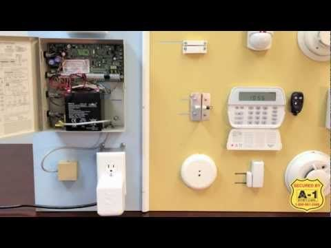 A-1 DSC How to Change out Your System Battery - YouTube