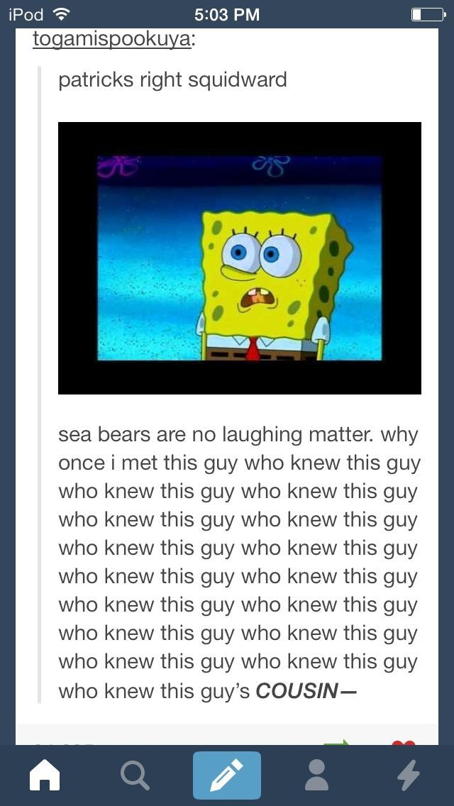 Best moment in the whole SpongeBob history