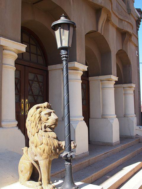 Jewish Historic Walk in Doornfontein, Johannesburg