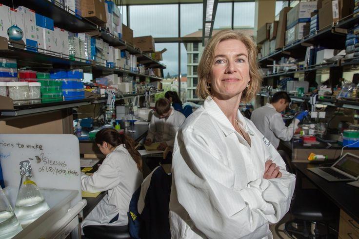 Jennifer Doudna and Samuel Sternberg explain the promise and perils of CRISPR.