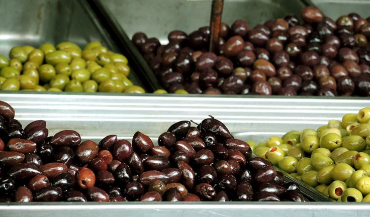 Flavours of Athens - Greek food