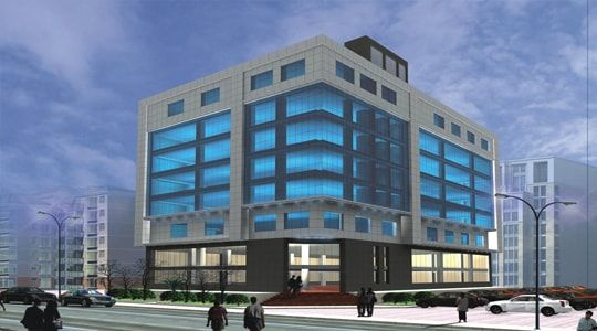 commercial property in agra