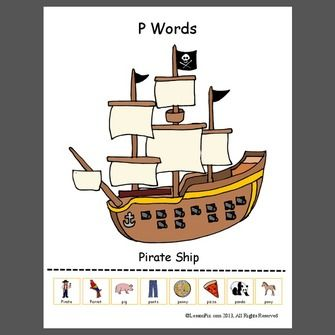 All of LessonPix's Talk Like a Pirate Day Materials are free this week!  Twenty iteams I believe.   Arggghh!!!!  :-) - Pinned by @PediaStaff – Please Visit  ht.ly/63sNt for all our pediatric therapy pins