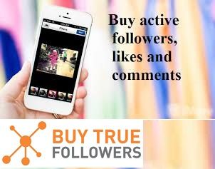 buy instagram followers and grow your brand name on instagram. All followers are real and active. Do not buy cheap instagram followers, it will harm your brand image.