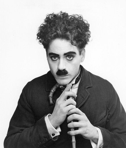 Robert Downey Jr - Chaplin (one of the many times when he has arisen like a phoenix from the ashes and let his talent win over the demons).