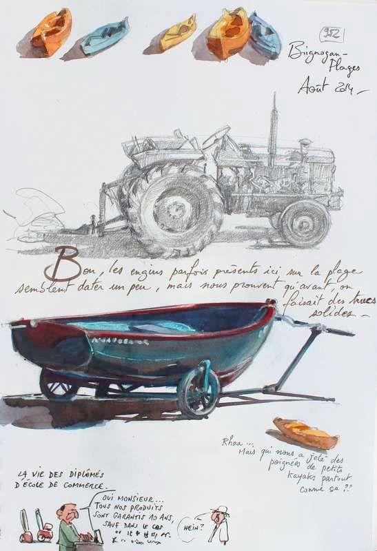 Une Bretagne par les Contours / Brignogan-plages  10/12/2014