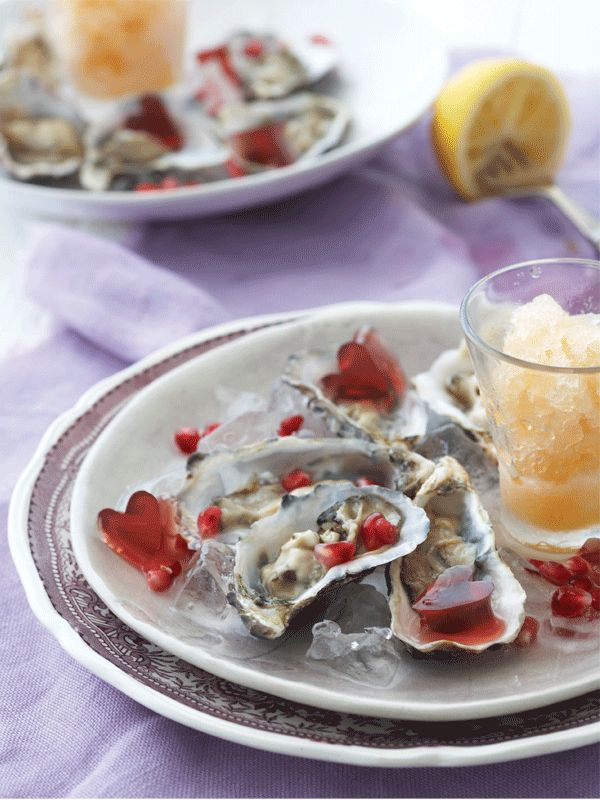 Dinner For Two: Ruby Oysters