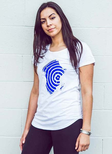 O'Shirt Ripple Effect T-Shirt Raising Awareness and funds for School of St Jude