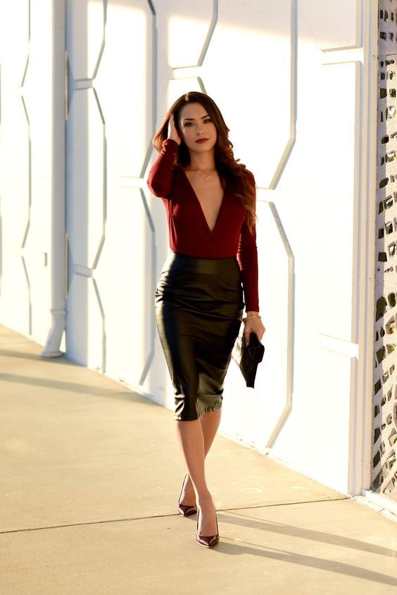 Date Night Style // Smoking hot date night look by Jessica of Hapa Time