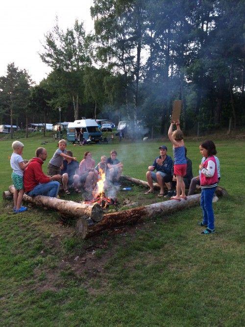 Camping Sonnenberg bij Lunenbergerheide in Duitsland