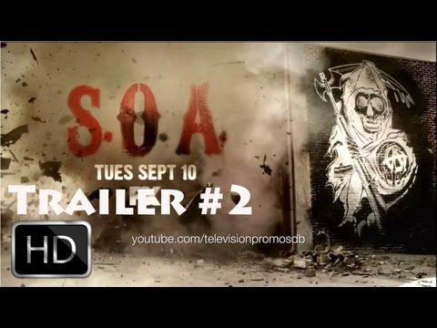 Sons of Anarchy Season 6 Official Teaser #2 (HD)