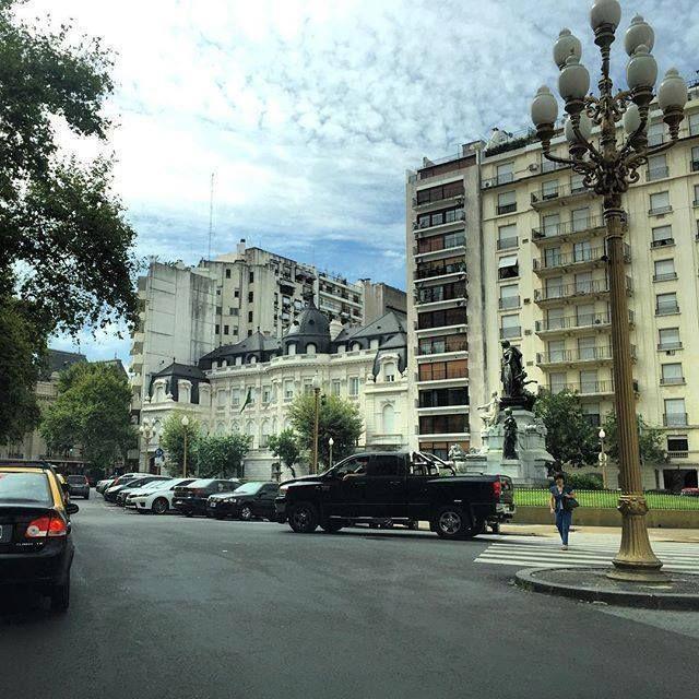 Embaixada do Brasil aqui em Buenos Aires. Turismo Buenos Aires