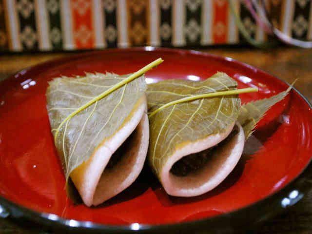 簡単♪ ホットプレートで桜餅(関東風)の画像
