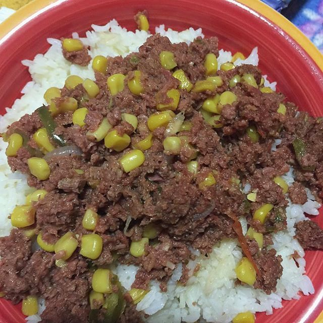 Bully Beef Jamaican Recipes Jamaica Food Corned Beef Recipes