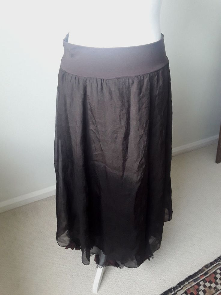 Out of Xile voile layered skirt #OutofXile #HippyBoho #Party
