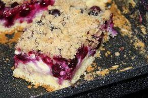 Das perfekte Blech: Blaubeer-Hefe-Schmandkuchen mit Streuseln-Rezept mit einfacher Schritt-für-Schritt-Anleitung: Heidelbeeren waschen, verlesen und gut…