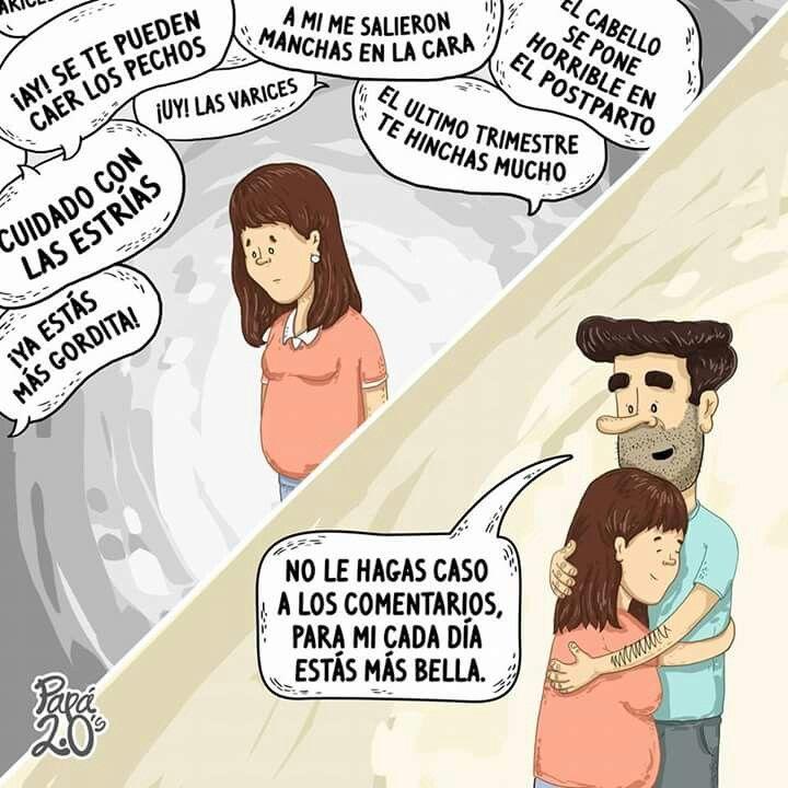 "By: Papá 2.0's ""Embarazo 10"""