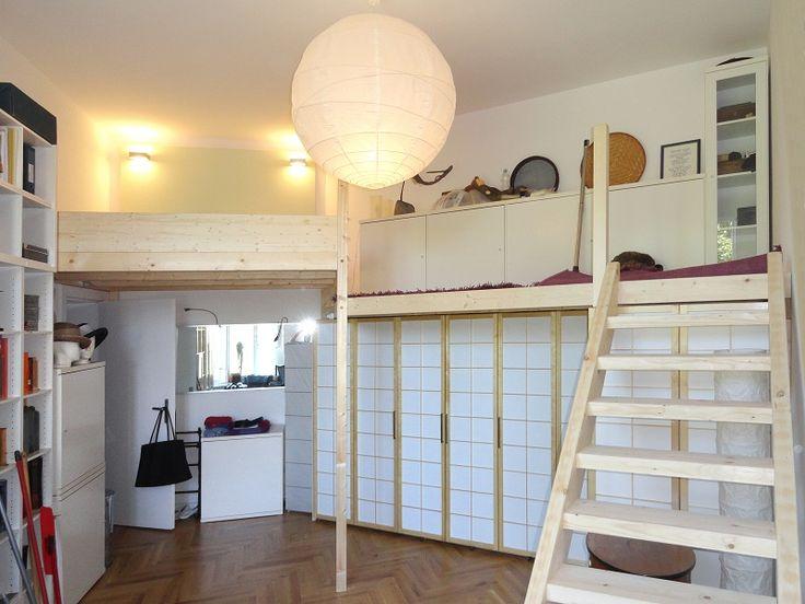 die besten 17 ideen zu loft etagenbetten auf pinterest. Black Bedroom Furniture Sets. Home Design Ideas
