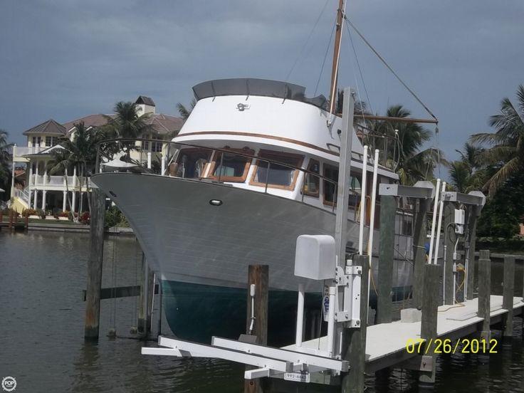 1980 Albin 36 Trawler For Sale in Lee County, FL