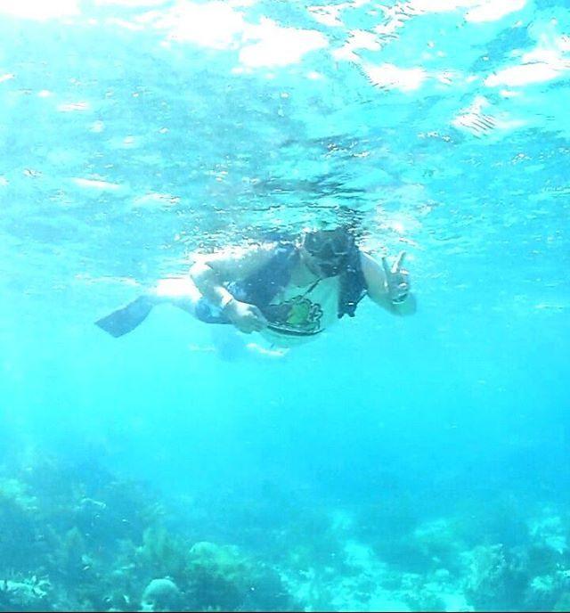 #mkhouser16 #mkhme #underwater #snorkel  #alltournative #puertomorelos