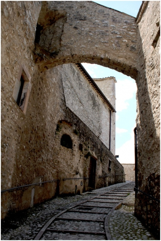Vallo di Nera, the jewel of Umbria  By Massimo Renzi