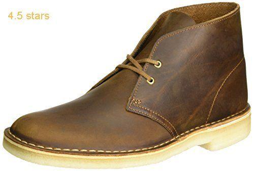 Clarks Originals Desert Boot Mens Derby Lace-Up