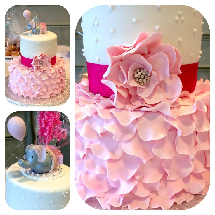 tutu baby shower ideas
