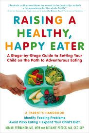 Review of Parent's Handbook - how to expand your family's food horizons, avoid the picky eater trap, identify special feeding needs, and put joy back into mealtimes