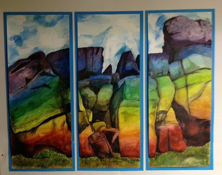 Y12 Portfolio Project 1 final piece. St Mary's Catholic High School