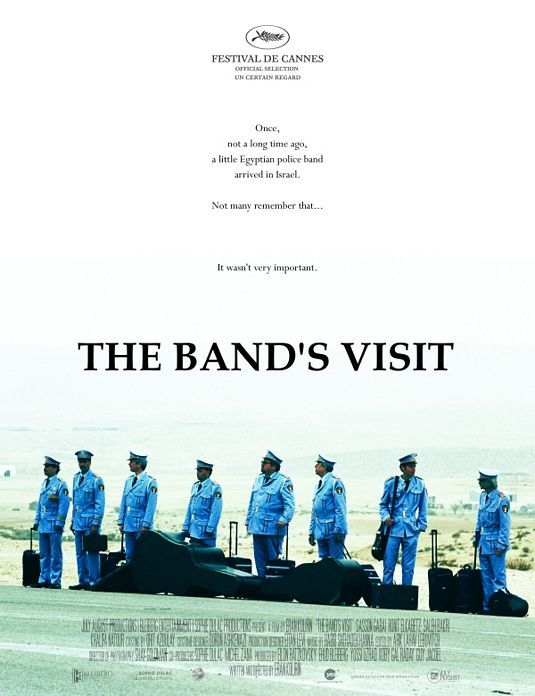 The Band's Visit. Hillarious
