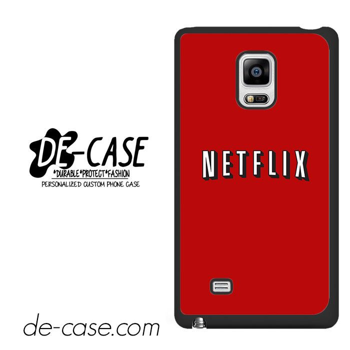 Netflix DEAL-7635 Samsung Phonecase Cover For Samsung Galaxy Note Edge