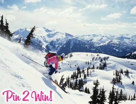 Today's Pin2Win deal is 2 Adult Admission Tickets to the 8th Annual Vancouver Snow Show at The Vancouver PNE Forum! Enjoy a great day out while you get ready for the snow season with tons of snow-themed fun.   Repin it to win it!    http://www.socialshopper.com/vancouver_2266
