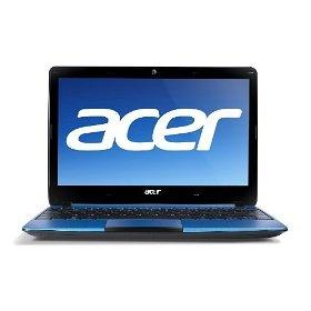 #7: Acer Aspire One AO722-0667 11.6-Inch HD Netbook (Aquamarine)-