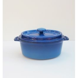 Staub La Cocotte blauw