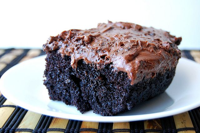 Black Magic Cake: THIS CAKE is divine! I used a different icing (choc ...