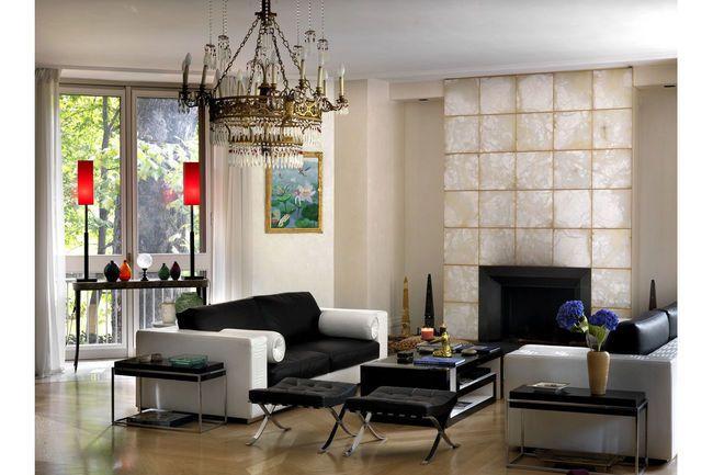 vogue interior design/images | Design: Wohnen wie Santo Versace - VOGUE