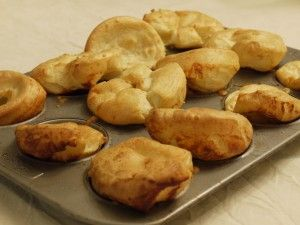 Going dairy free can control eczema - Dairy free yorkshire pudding recipe