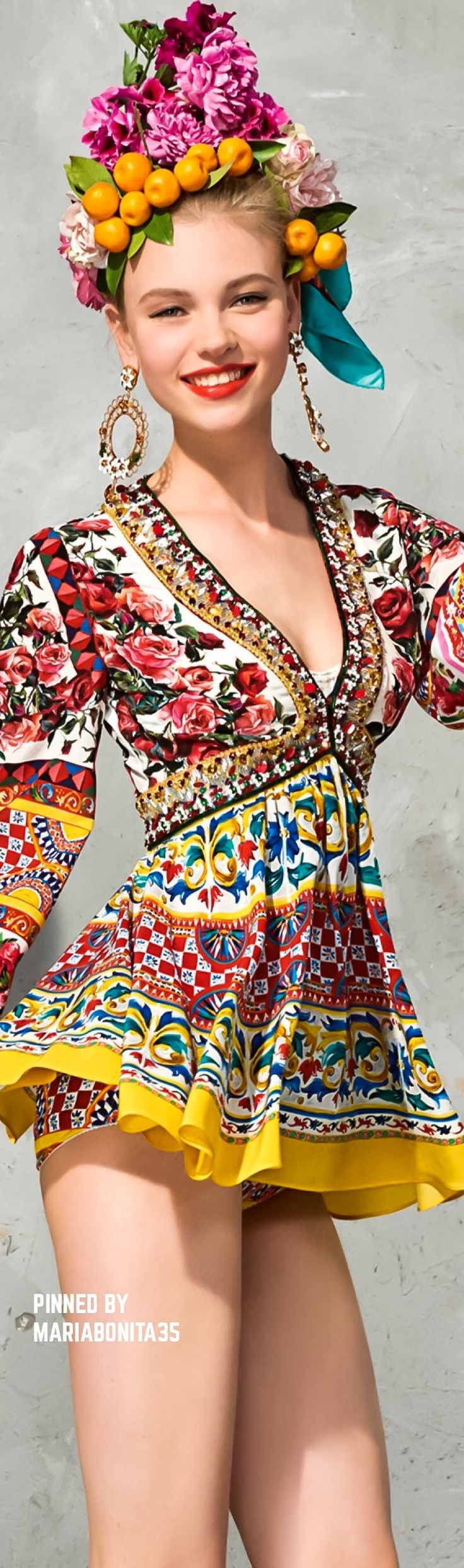 Dolce & Gabbana the Mambo Collection 2017